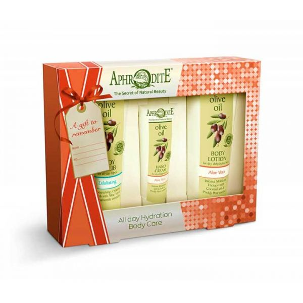 Body Care Aphrodite Body Care Intense Hydration Gift Set – Full Size