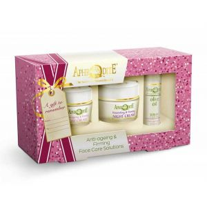 Anti-Wrinkle Cream Aphrodite Face Care Anti-Ageing & Firming Gift Set – Full Size