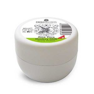 Body Butter Fresh Secrets Body Butter Donkey Milk & Aloe Vera