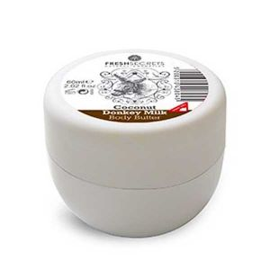 Body Butter Fresh Secrets Body Butter Donkey Milk & Coconut Oil