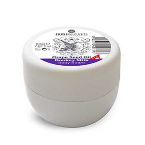 Body Butter Fresh Secrets Body Butter Donkey Milk & Grape Seed Oil