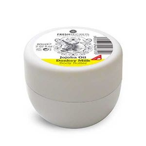 Body Butter Fresh Secrets Body Butter Donkey Milk & Jojoba Oil