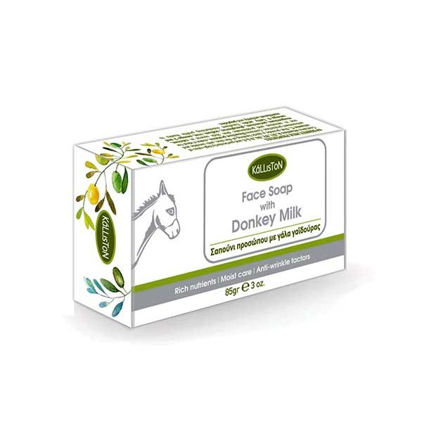 Facial Soap Kalliston Donkey Milk Face Soap