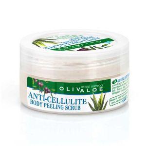 Anti-Cellulite Olivaloe Anticellulite Body Peeling Scrub