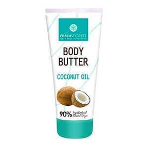 Body Butter Fresh Secrets Body Butter Coconut Oil
