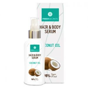 Body Care Fresh Secrets Hair & Body Serum Coconut Oil