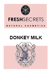 Face Care Fresh Secrets Donkey Milk 24h Care Nourishing Face Cream