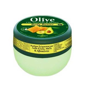Body Butter HerbOlive Mini Body Butter Avocado & Honey- 60ml