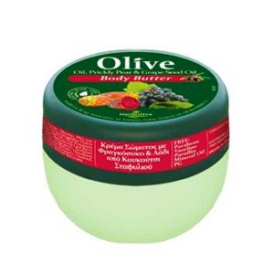 Body Butter HerbOlive Mini Body Butter Prickly Pear & Grape- 60ml