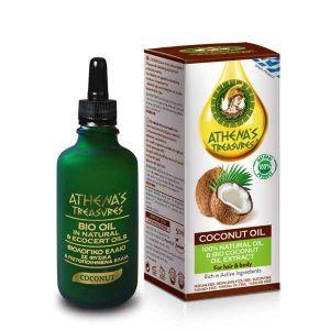 Bath & Spa Care Athena's Treasures Coconut Natural Oil