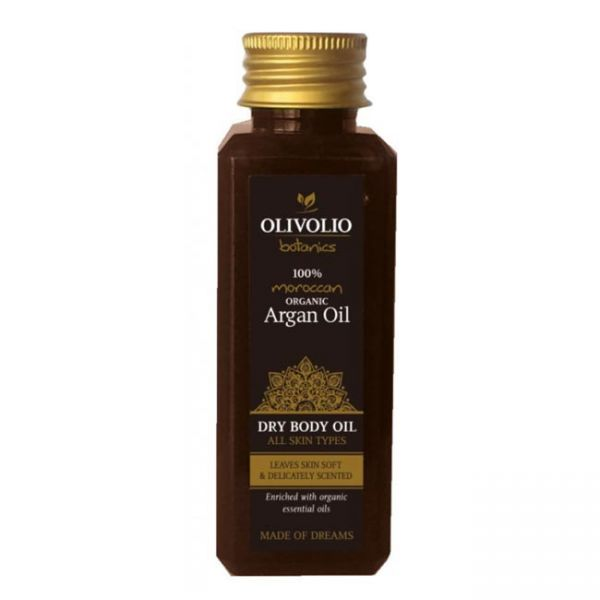 Body Care Olivolio Argan Oil Dry Body Oil 90 ml