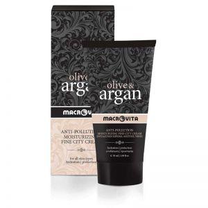 Face Care Macrovita Olive & Argan Anti-pollution Moisturizing Fine City Cream