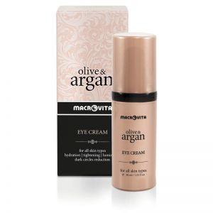 Eye Care Macrovita Olive & Argan Eye Cream