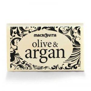 Νέες Αφίξεις Macrovita Olive & Argan Αγνό Σαπούνι