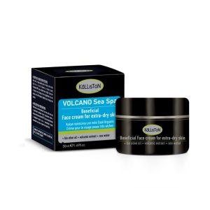 Face Care Kalliston Volcano & Sea Spa Beneficial Face Cream for Extra – Dry Skin