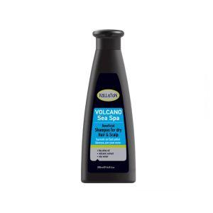 Hair Care Kalliston Volcano & Sea Spa Beneficial Shampoo for Dry Hair & Scalp