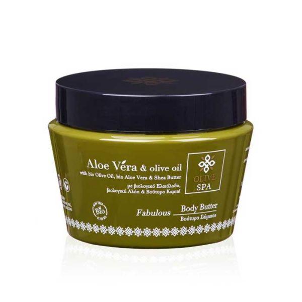 Βούτυρο Σώματος Olive Spa Aloe Vera Βούτυρο Σώματος Fabulous