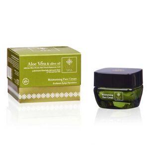 Face Care Olive Spa Aloe Vera Moisturizing Face Cream