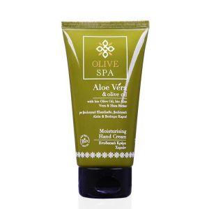 Hand Cream Olive Spa Aloe Vera Moisturizing Hand Cream