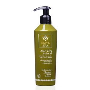 Hair Care Olive Spa Aloe Vera Shampoo Moisturizing Shampoo