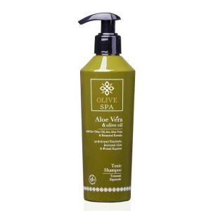Hair Care Olive Spa Aloe Vera Tonic Shampoo