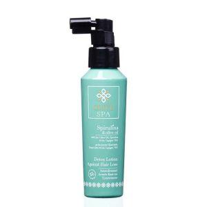 Hair Care Olive Spa Spirulina Detox Lotion Against Hair Loss