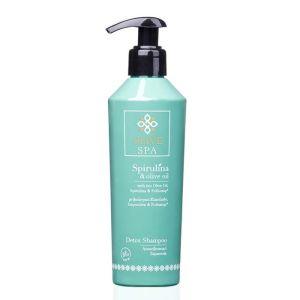 Hair Care Olive Spa Spirulina Detox Shampoo