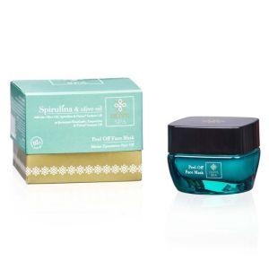 Exfoliators & Peels Olive Spa Spirulina Peel Off Face Mask