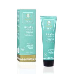 Face Care Olive Spa Spirulina Whitening Toothpaste